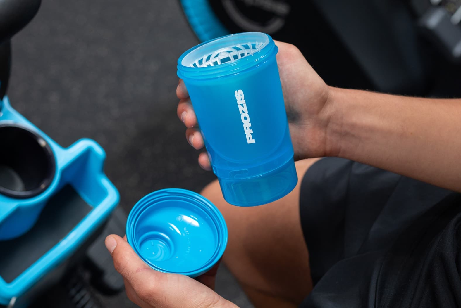 Nano Shaker Every Workout Counts 300ml + 150ml