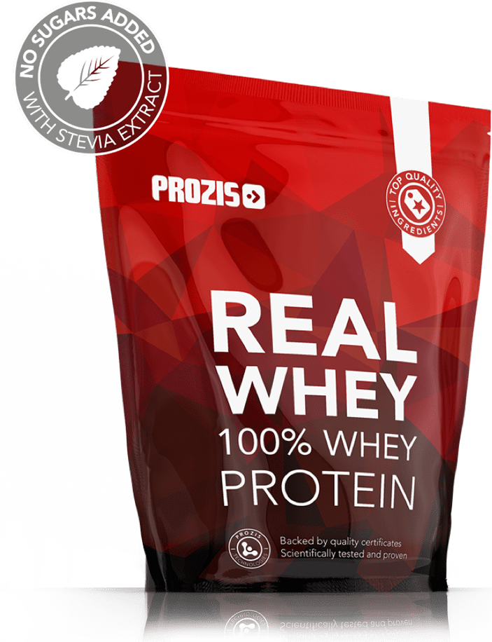 Real Whey No sugars
