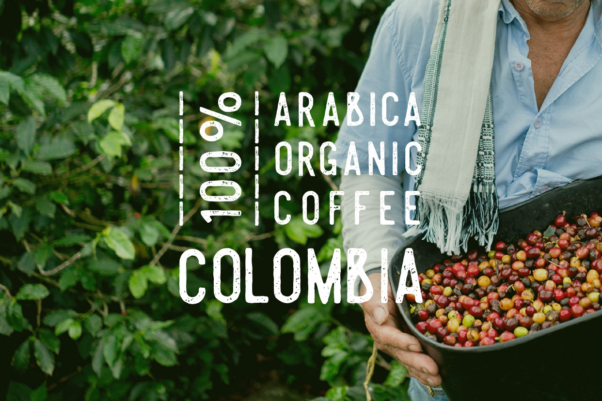 Arabica Coffee - Colombia