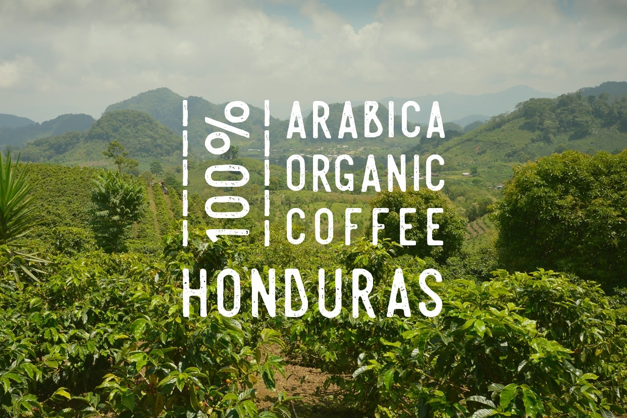 Arabica Coffee - Honduras