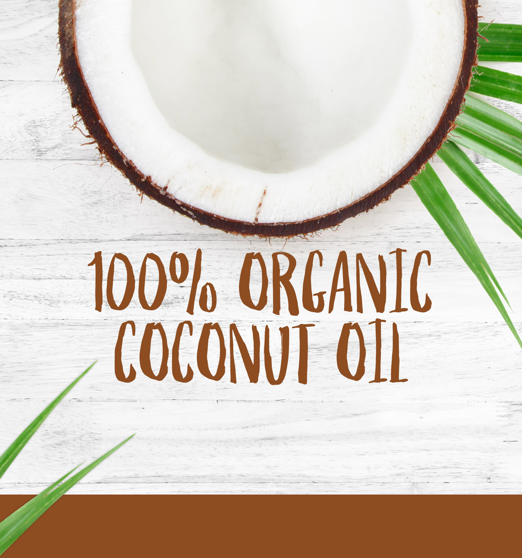 Prozis - 100% Organic Coconut Oil