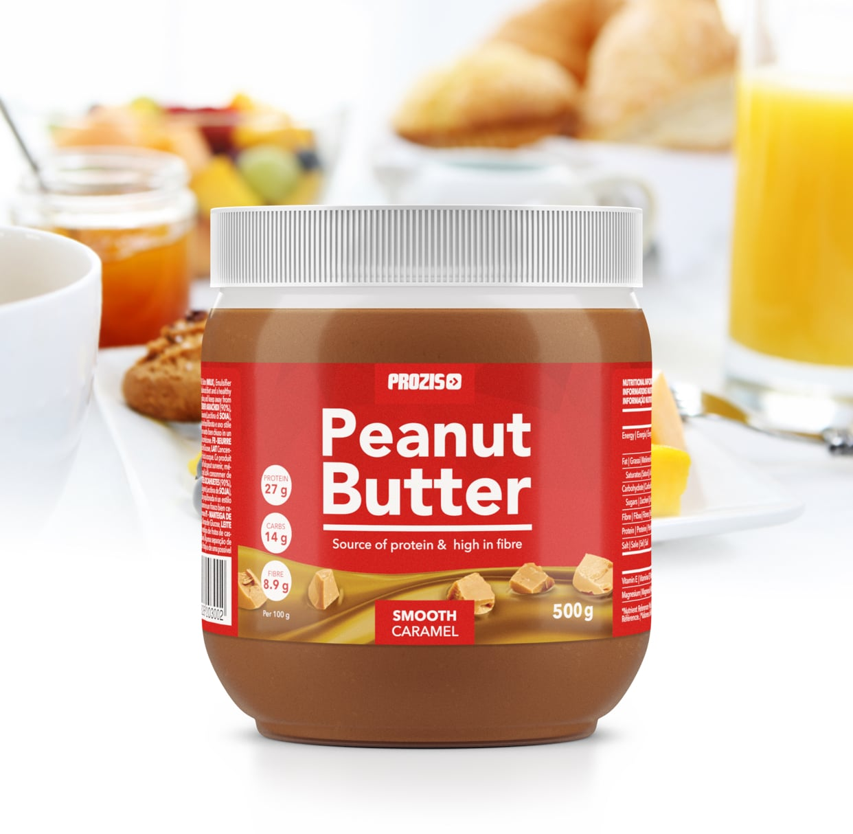 Prozis Peanut Caramel Butter