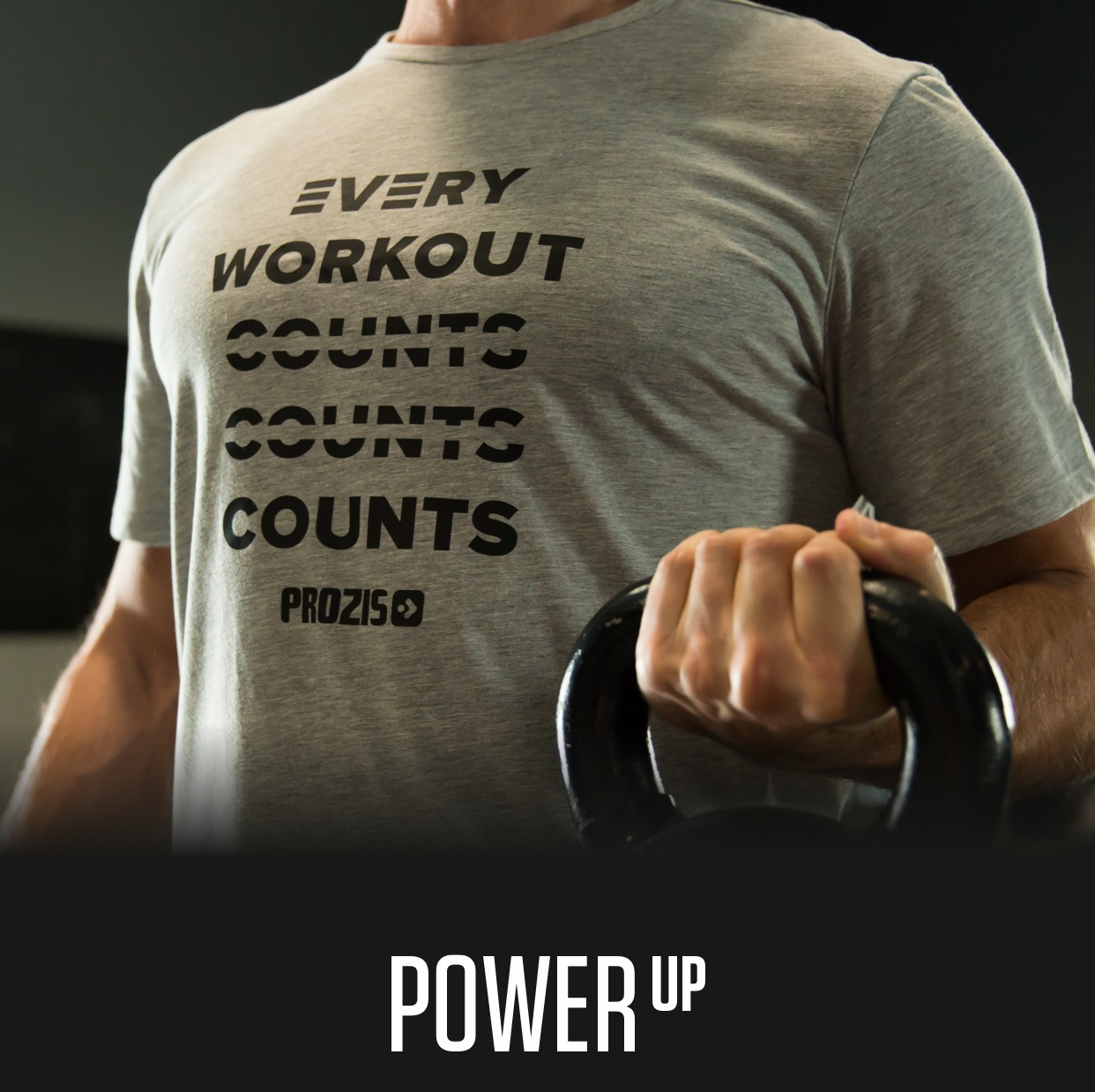 Prozis Power Up T-Shirt