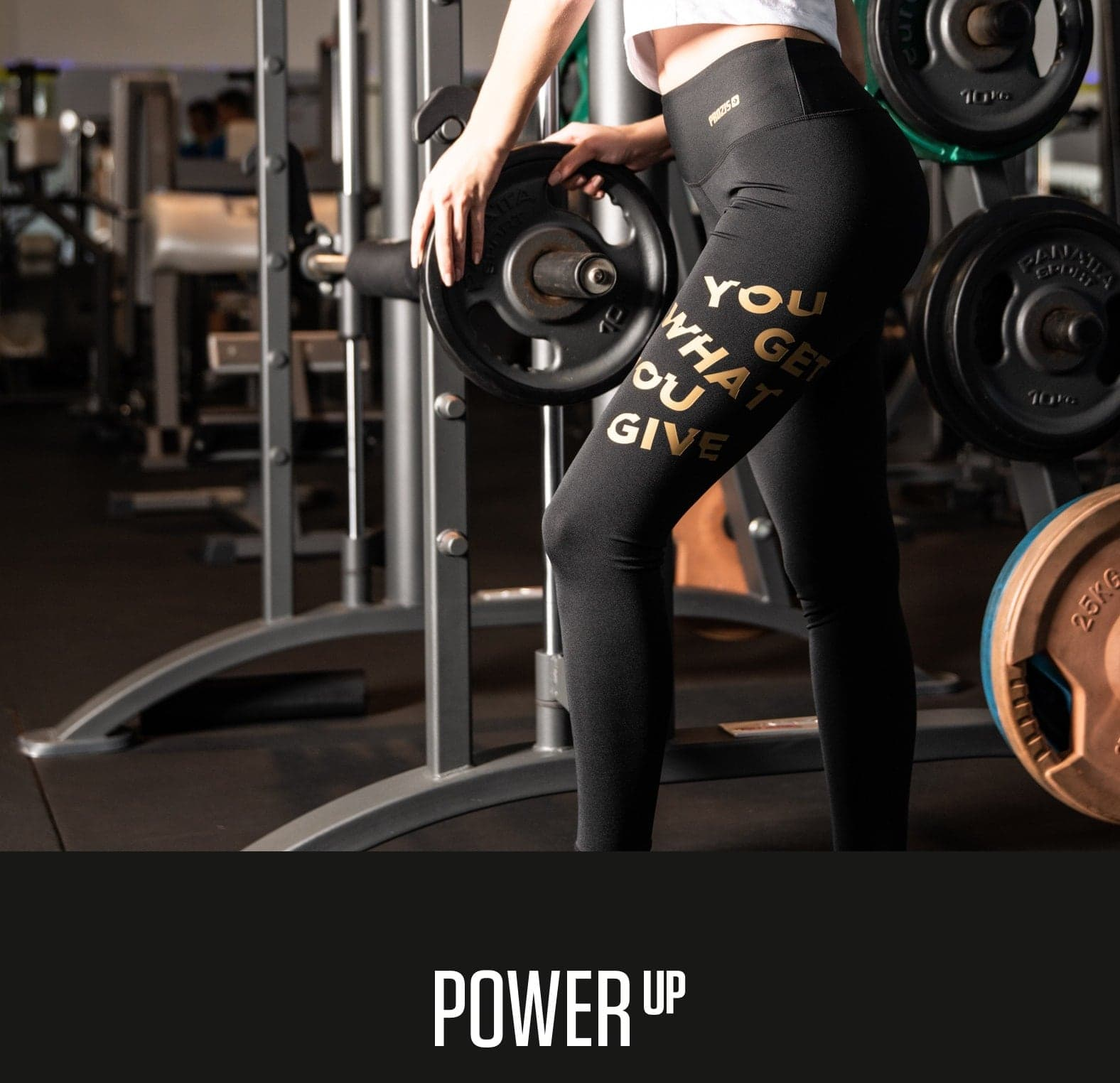 Prozis Power Up Legging