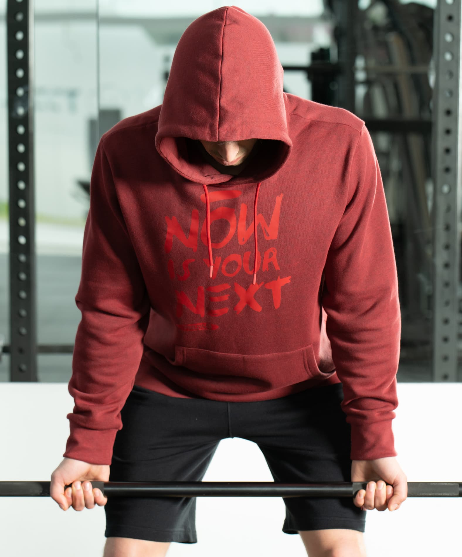 Prozis Power Up Man Hoodie