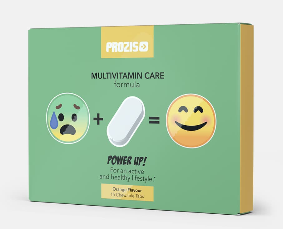 Power Up - Multivitamin