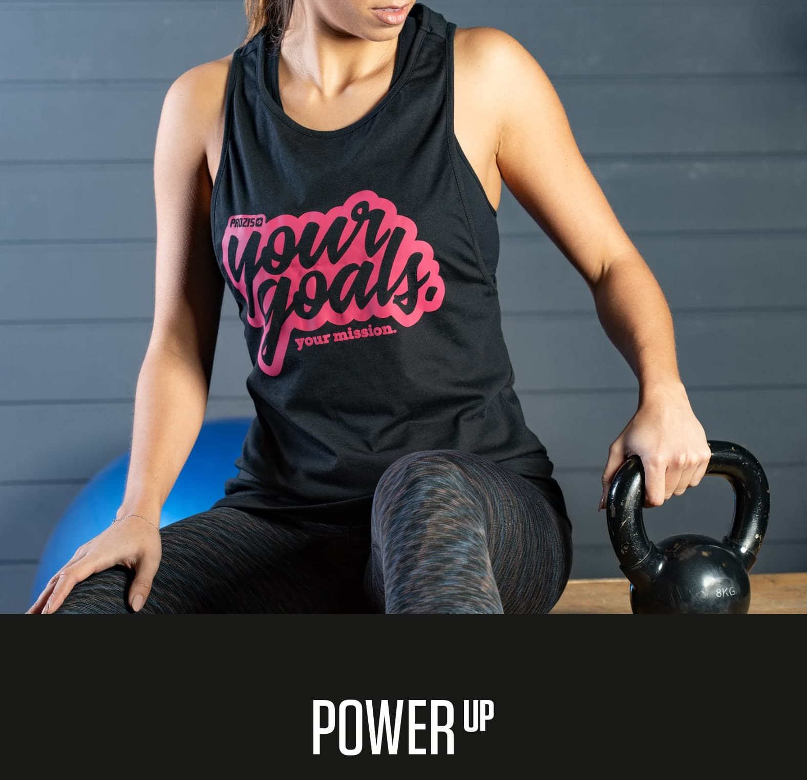 Prozis Power Women Top