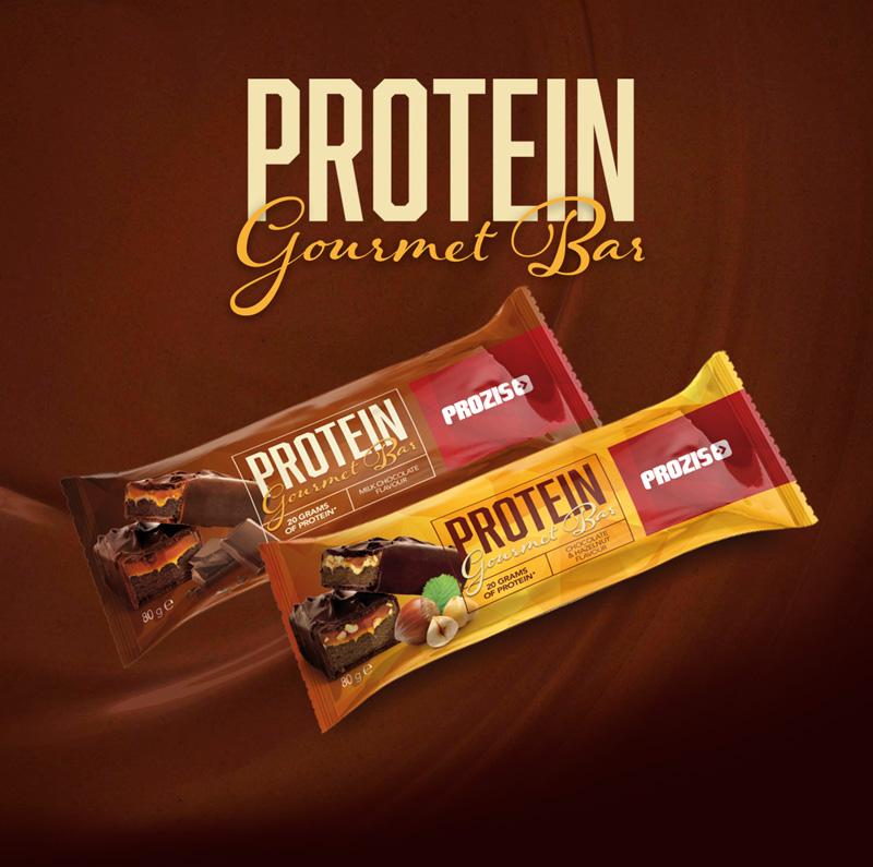 Protein Gourmet Bar