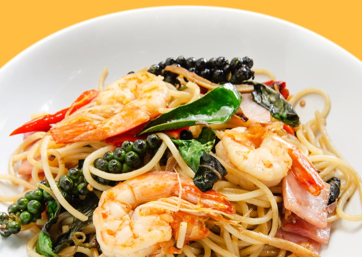 Protein Spaghetti