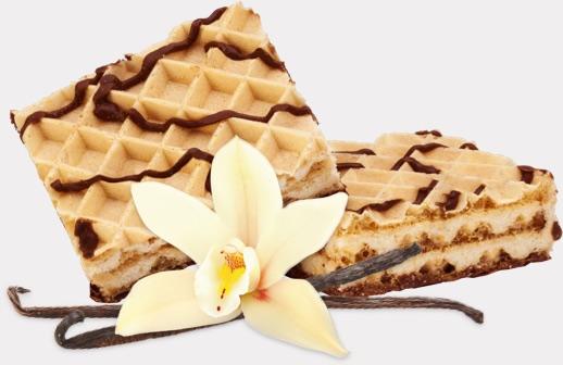 Protein Wafers Vanilla
