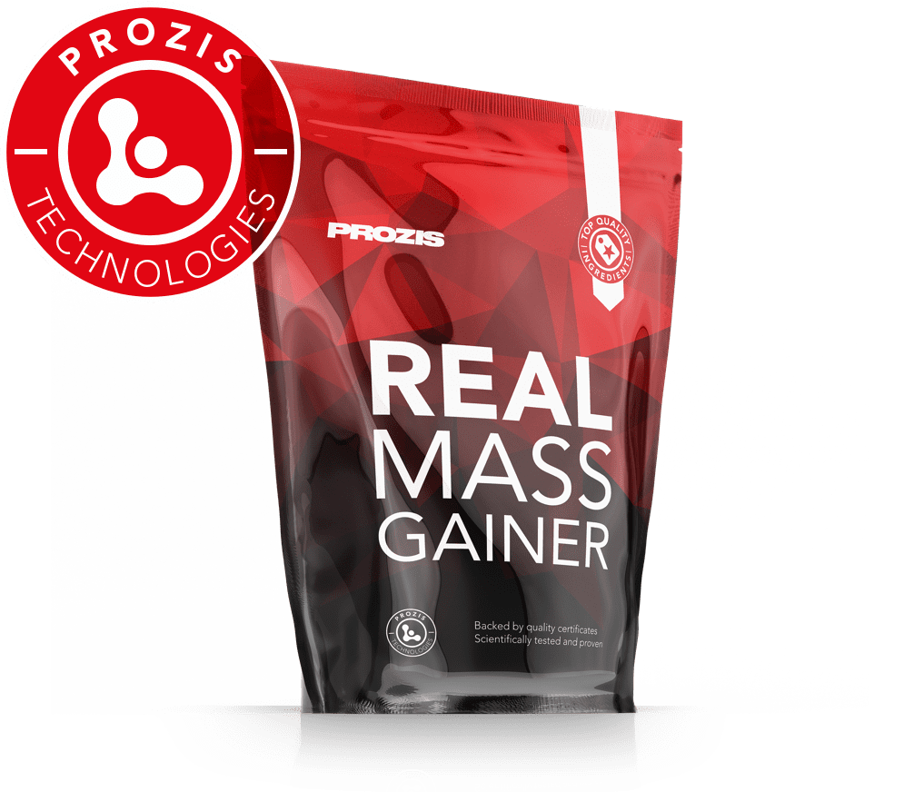 Prozis Real Mass Gainer 2722