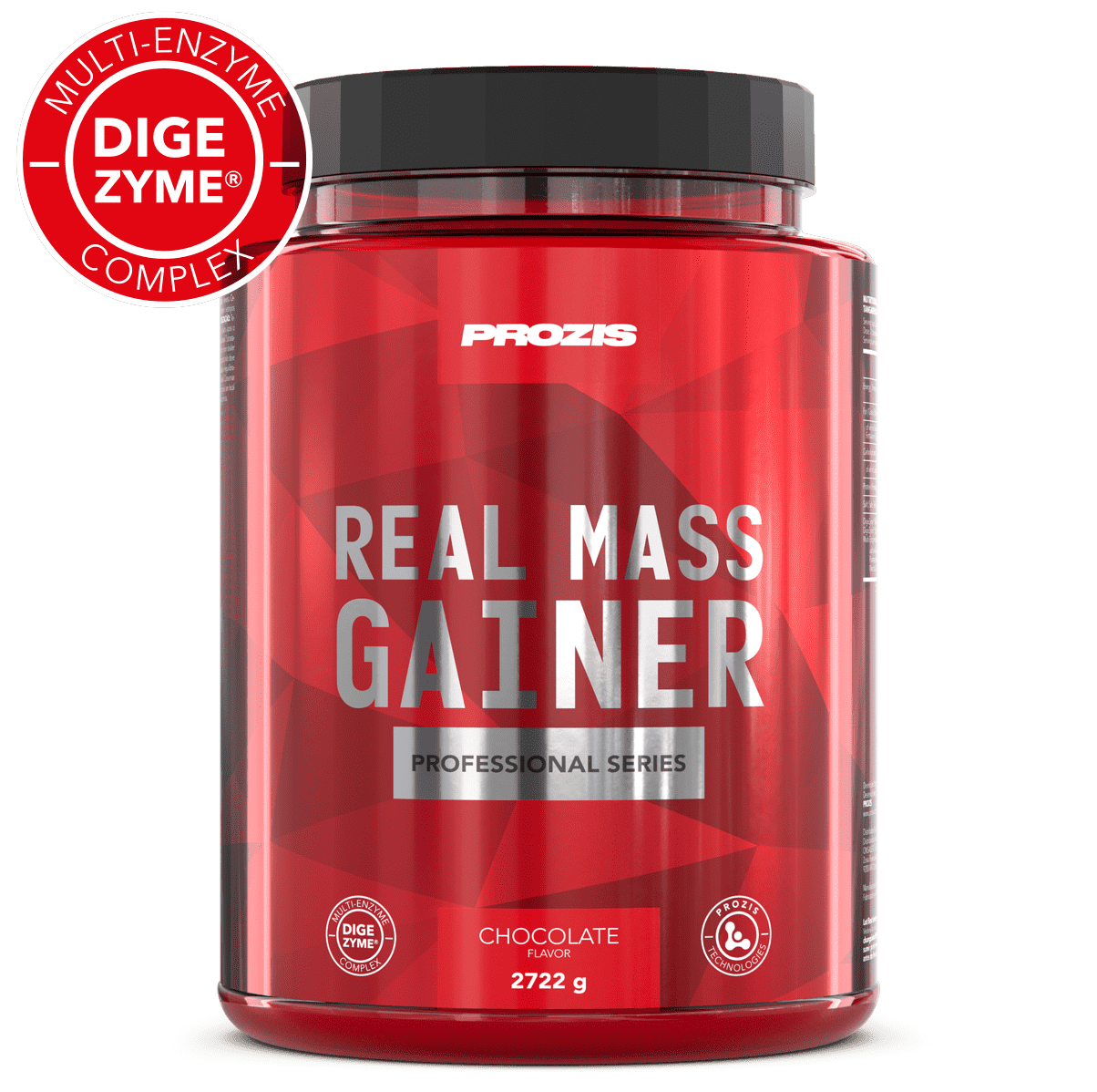 Real Mass Gainer Professional 2722g