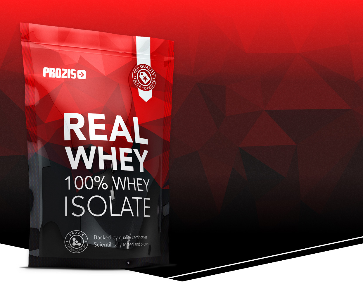 Prozis 100% Real Whey Isolate