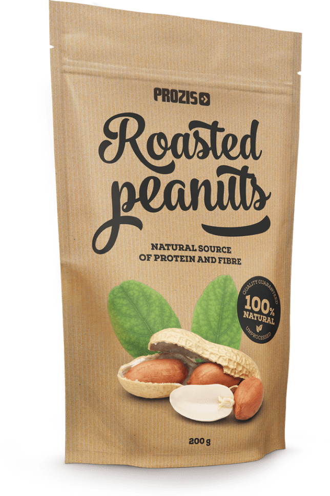 Prozis Roasted Peanuts
