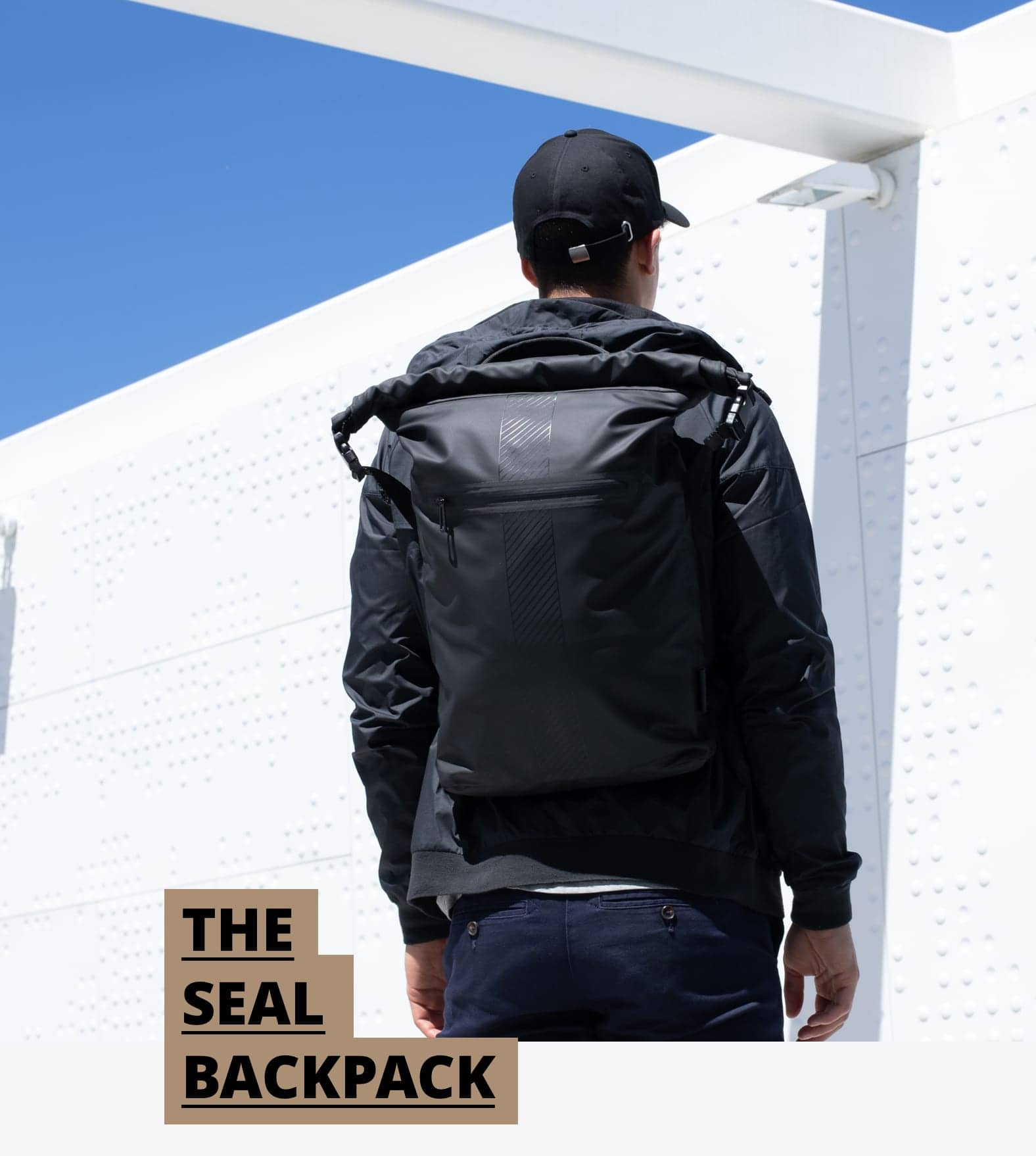 The Seal Backpack