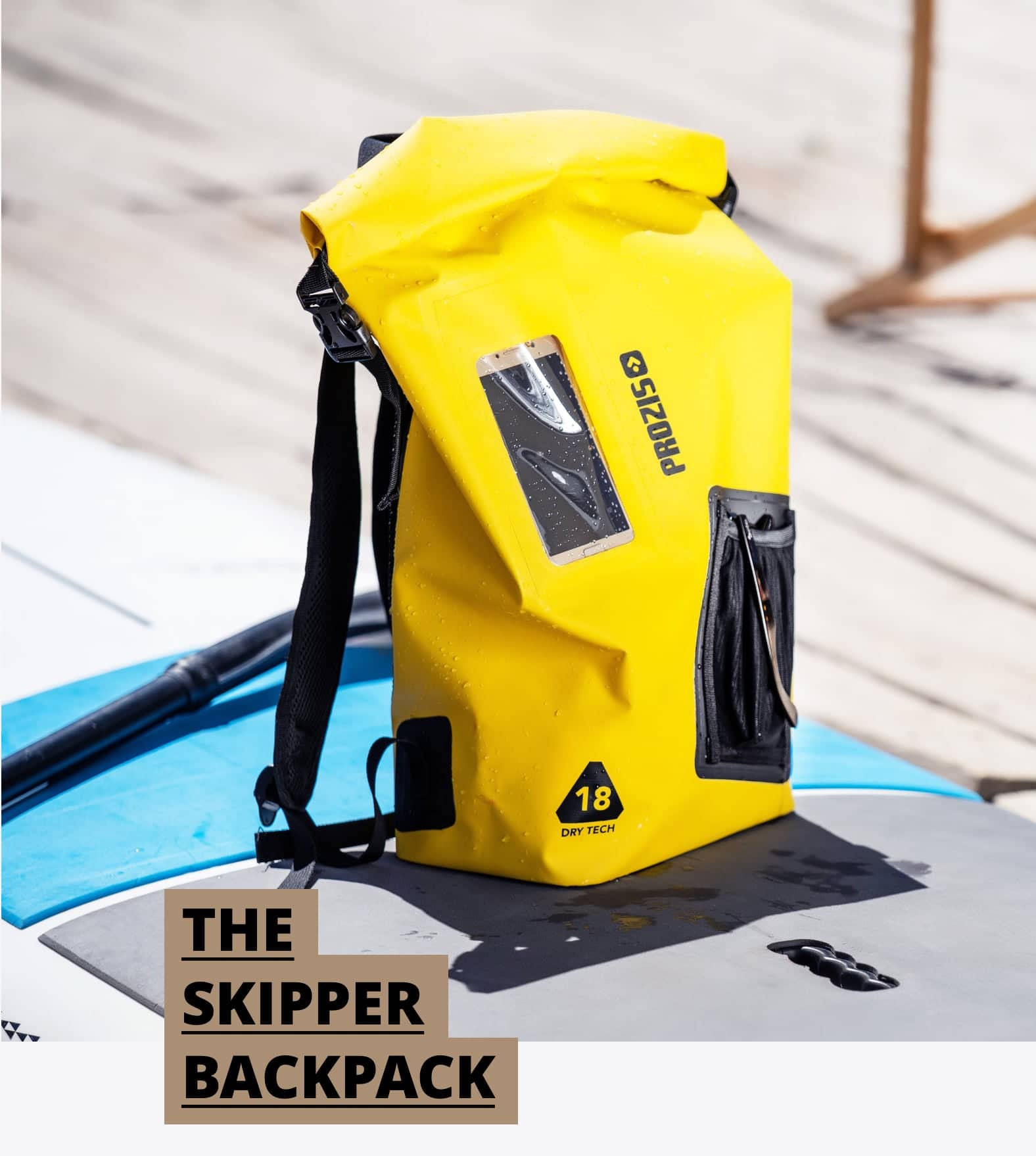 The Skipper Backpack