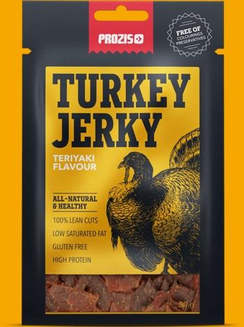 Turkey Jerky flavour