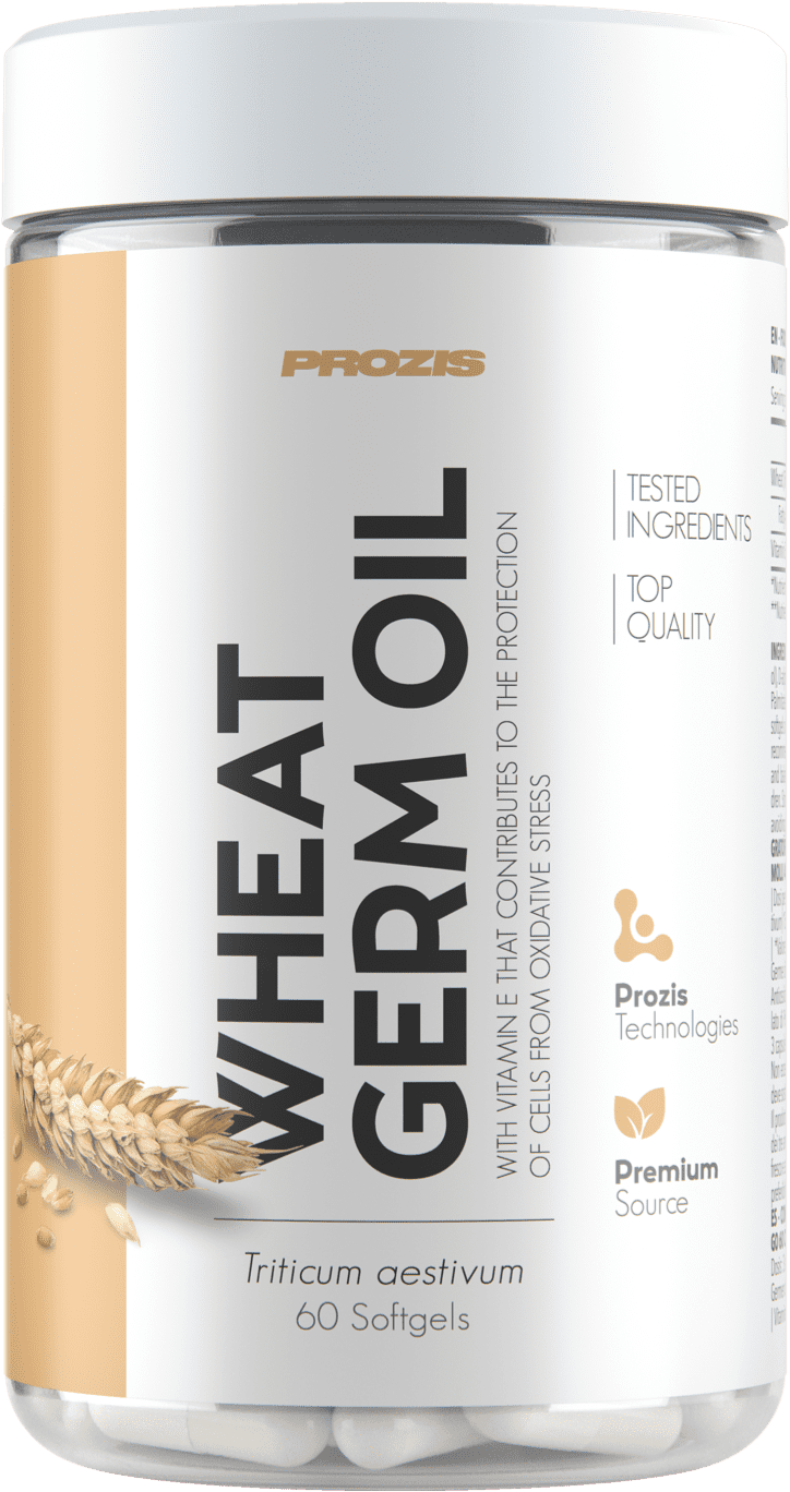 Prozis Wheat Germ Oil