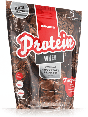 Protein Whey Brownie