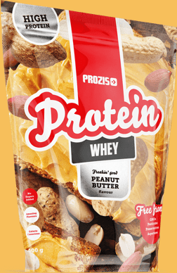 Protein Whey Peanut Butter