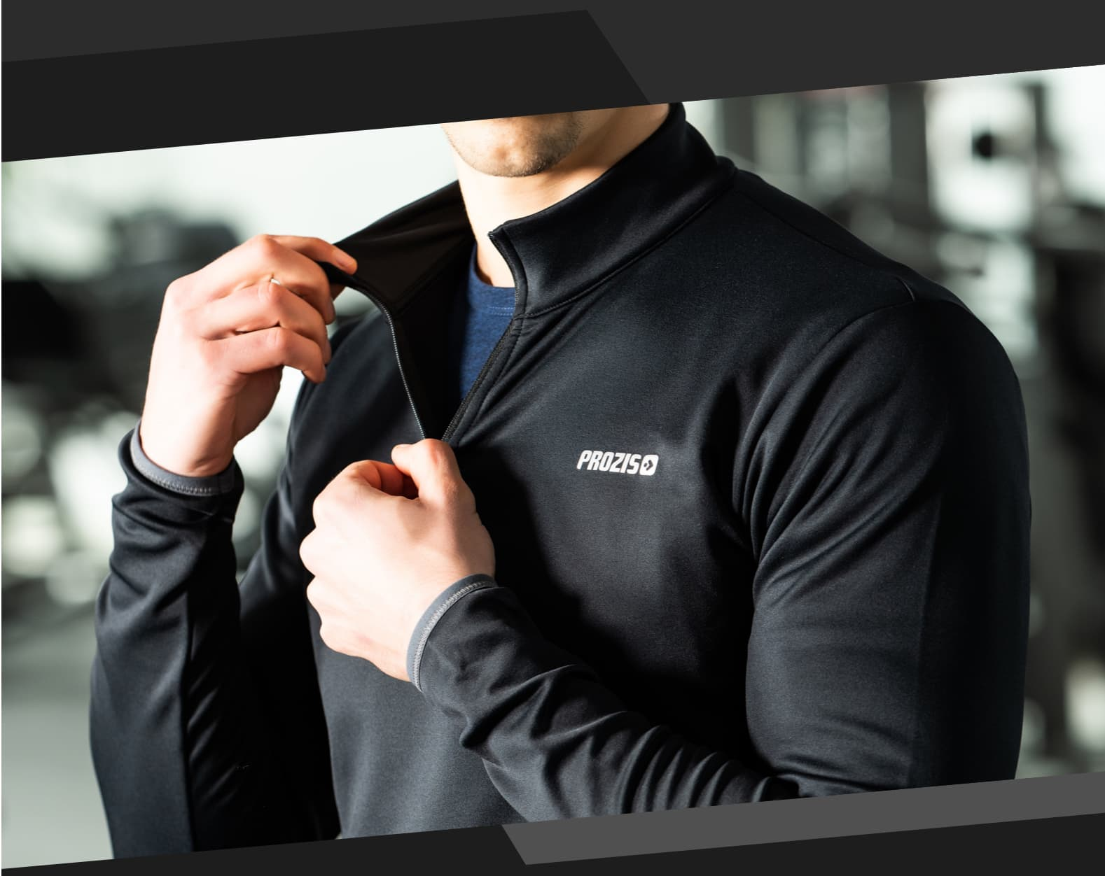 X-Gym Men Midlayer