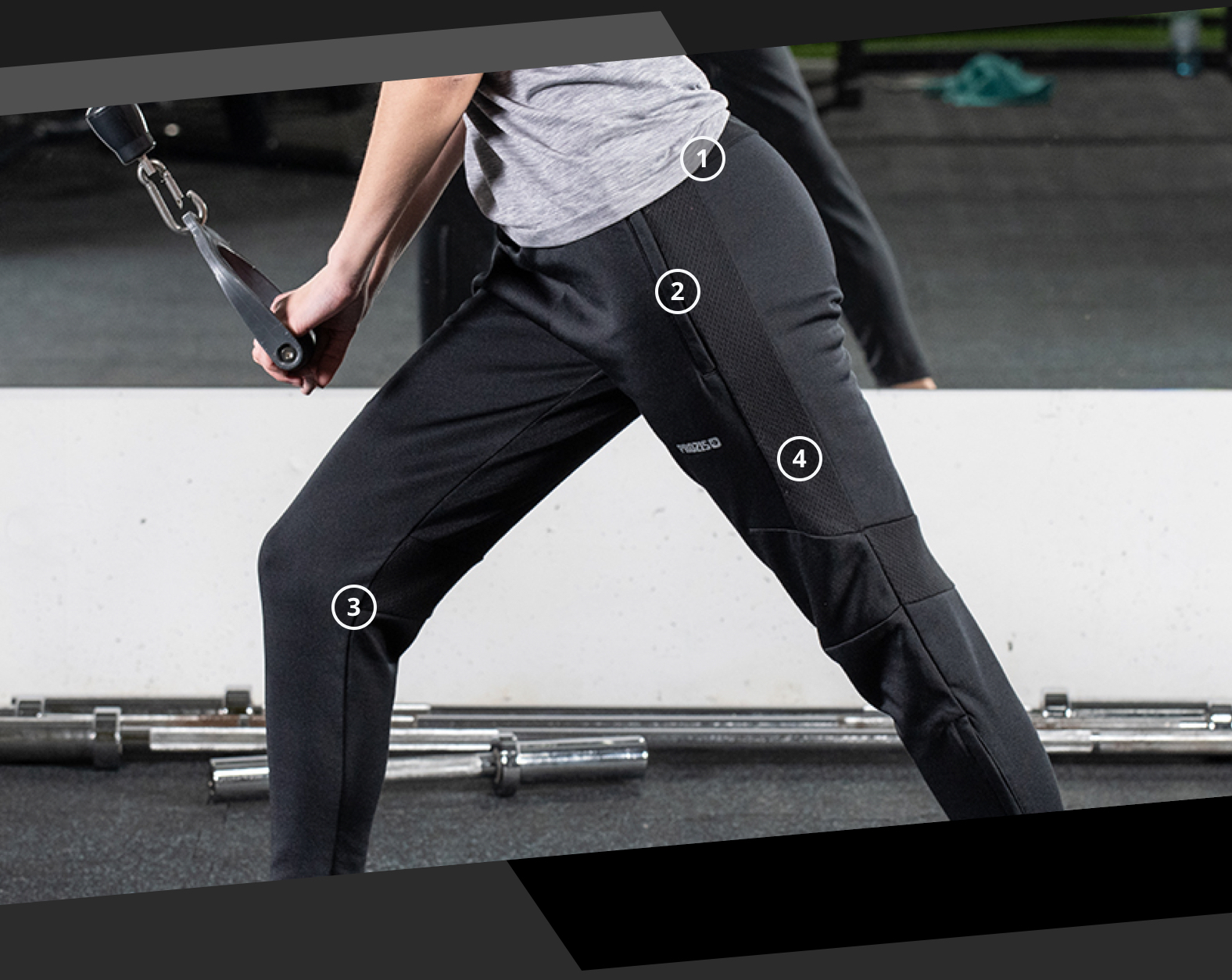 X-Gym Training Pants