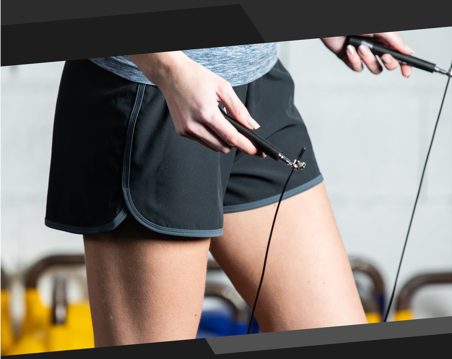 X-Gym Training Shorts