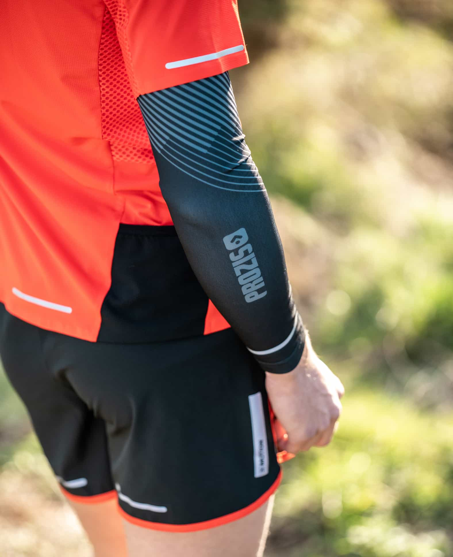 X-Motion Arm Warmers