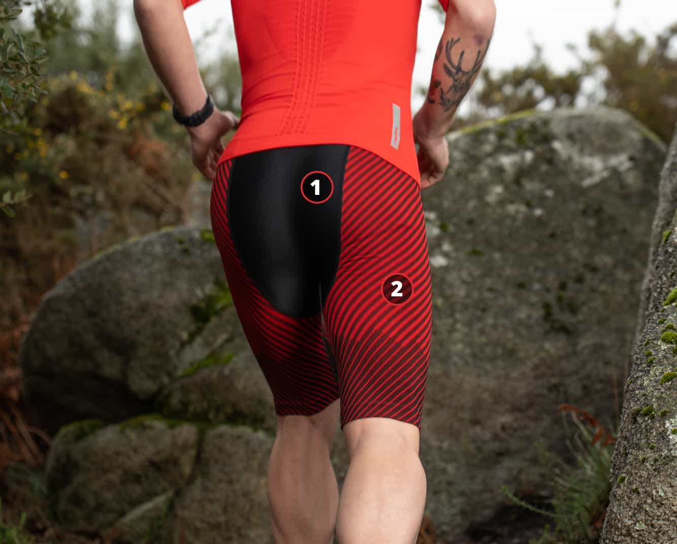 X-Motion Compression Short