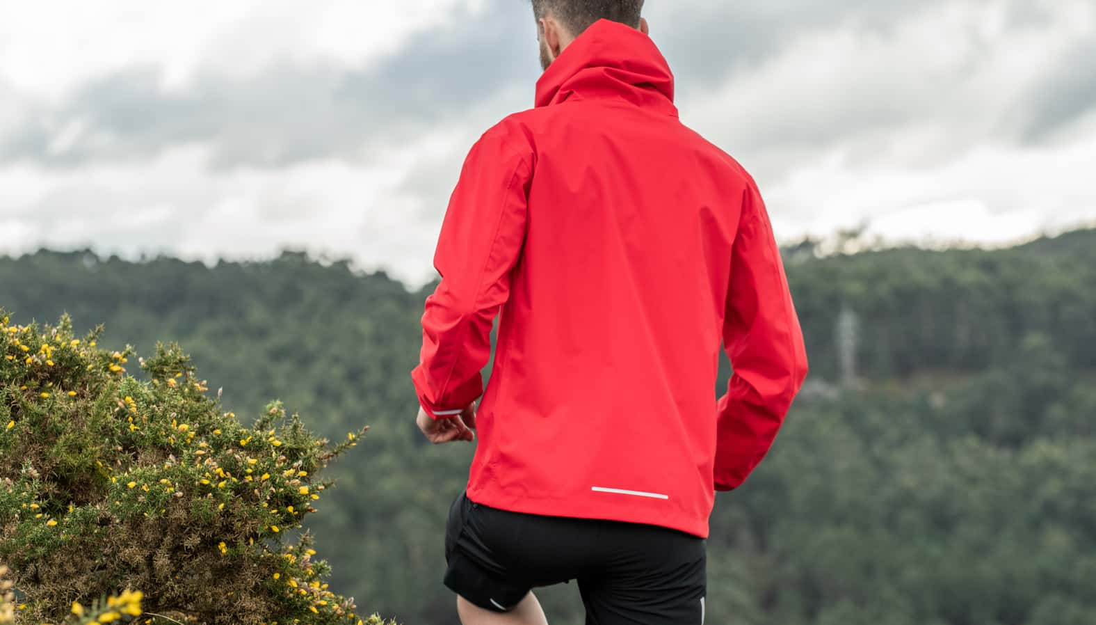 X-Motion Trail Jacket