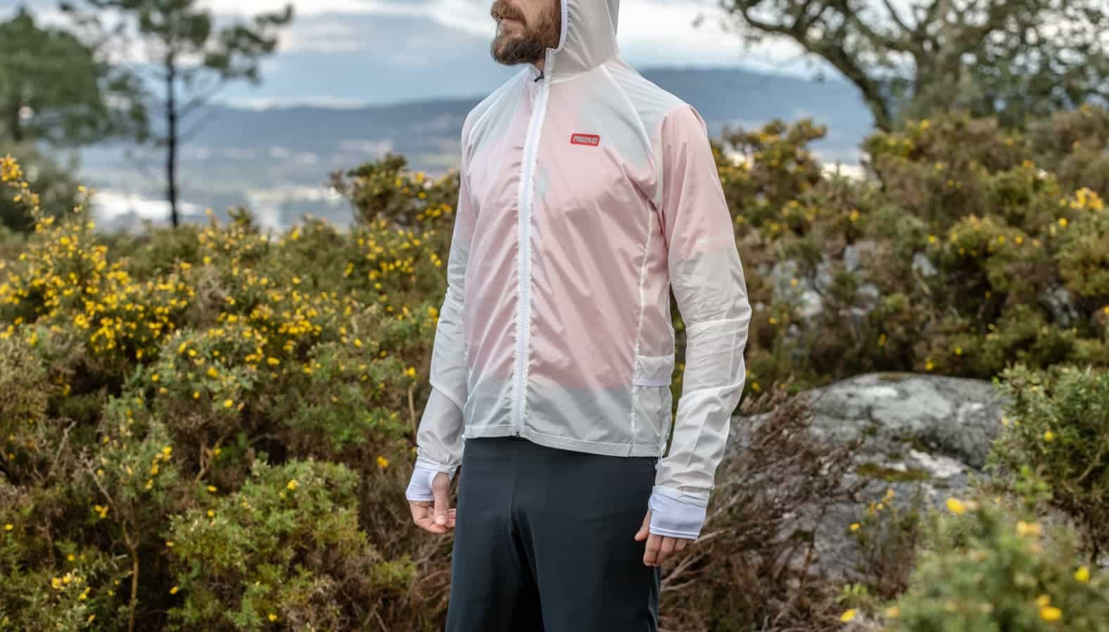 X-Motion Trail Windbreaker