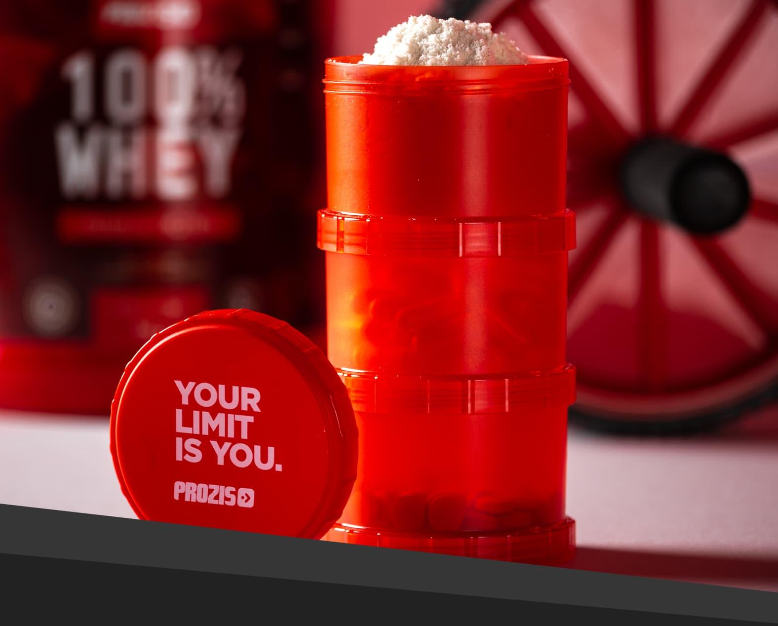 Prozis Powder Container