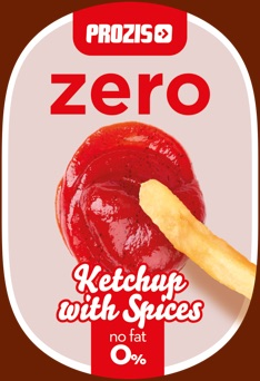 Prozis Ketchup with Spices