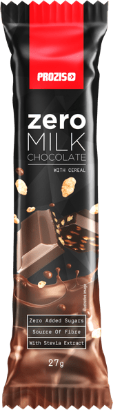 Zero Milk Chocolate mit Mandeln