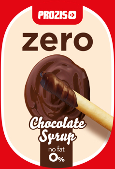 Zero Chocolate Syrup