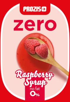 Prozis Raspeberry Syrup