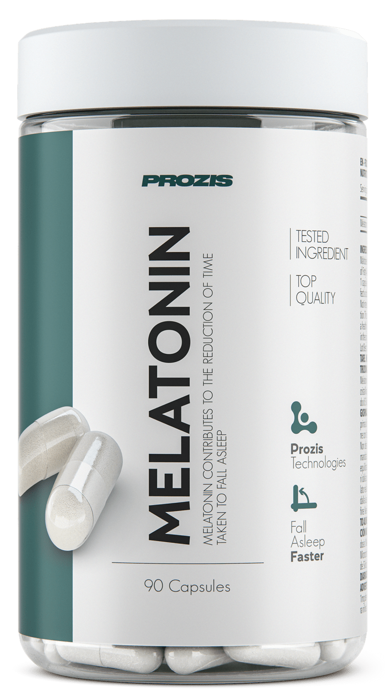 Prozis Melatonin 1mg