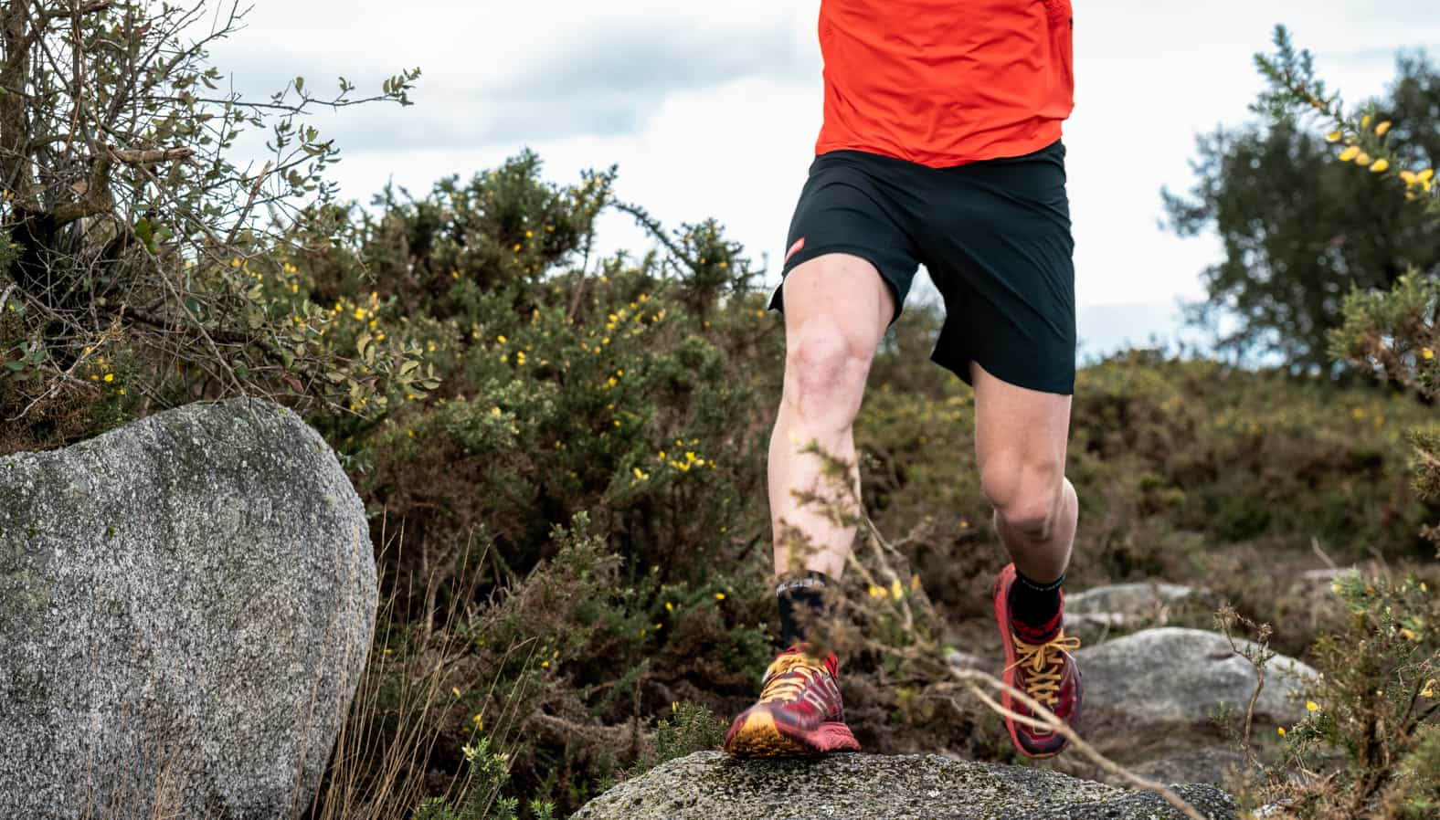 X-Motion Trail Shorts