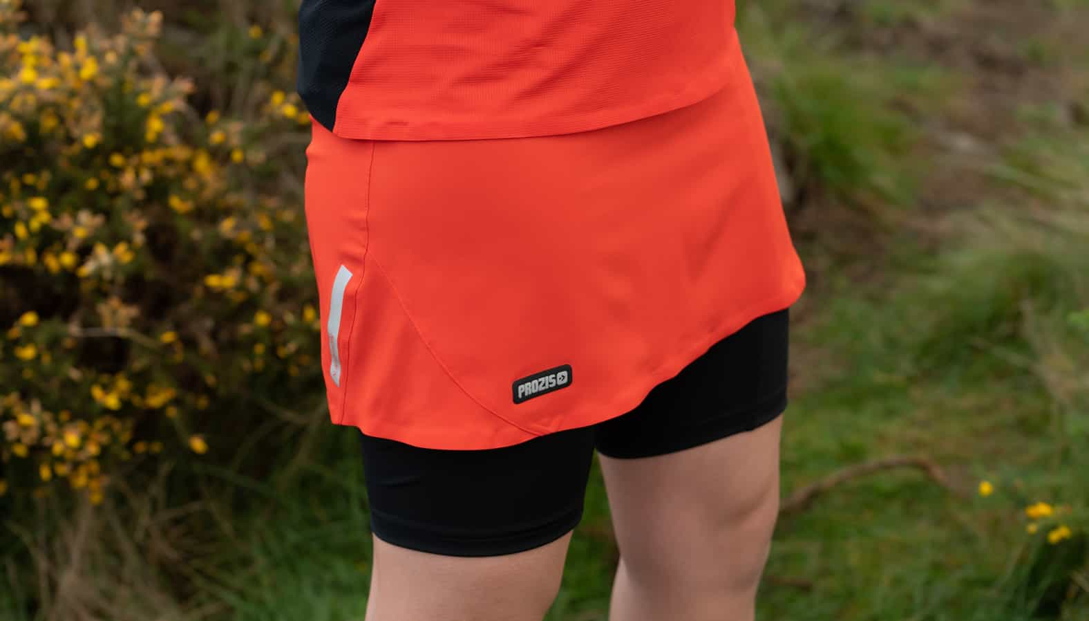 X-Motion Trail Skirt