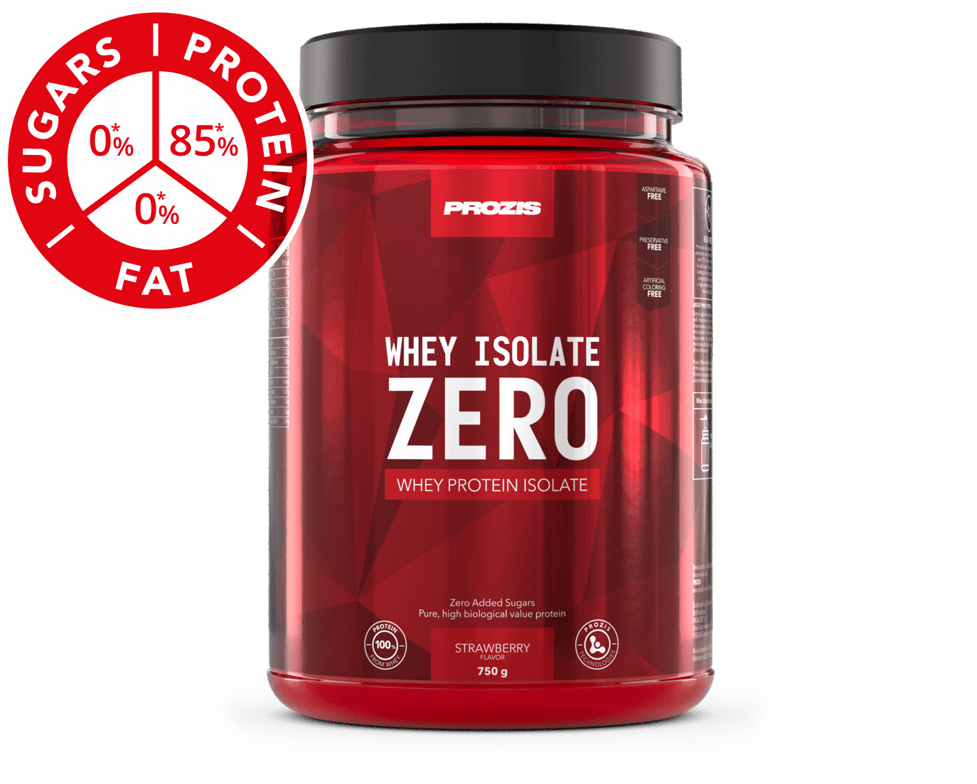 Zero Whey Isolate