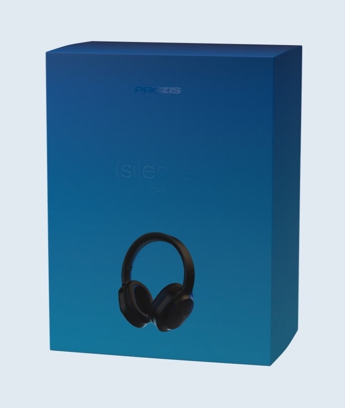 Silentia Day - Wireless Noise Cancelling Headphones