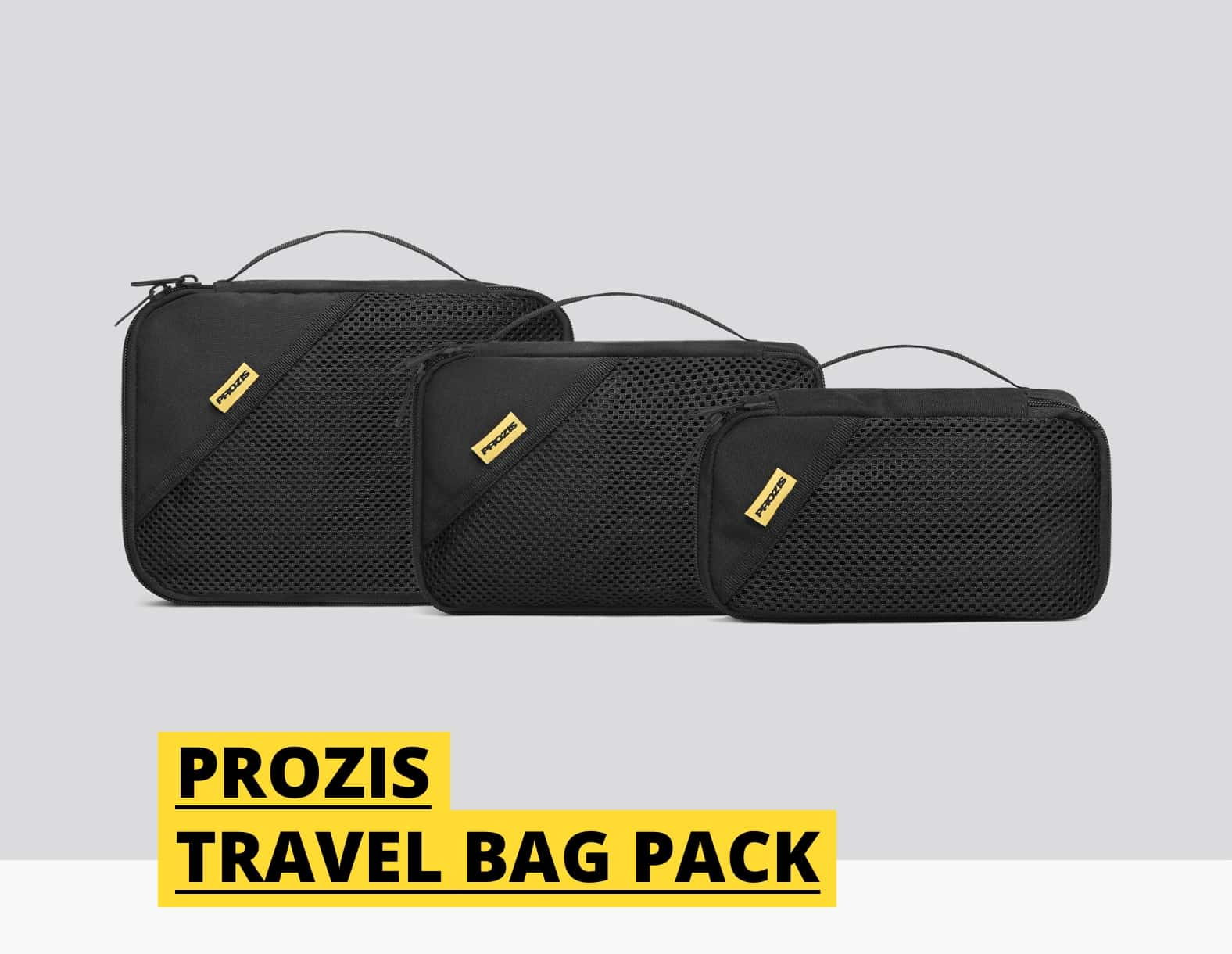 Prozis Travel Bag