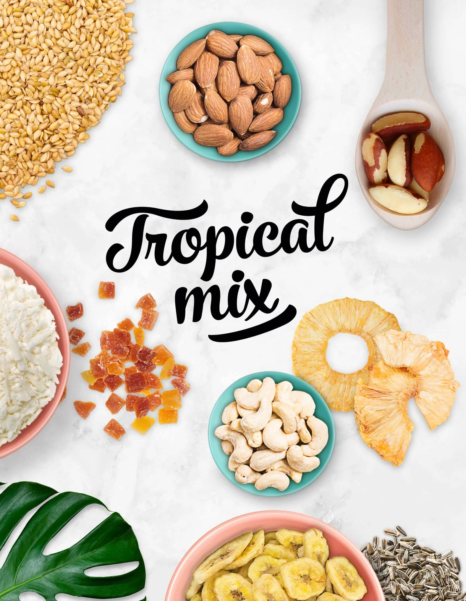 Prozis Tropical Mix