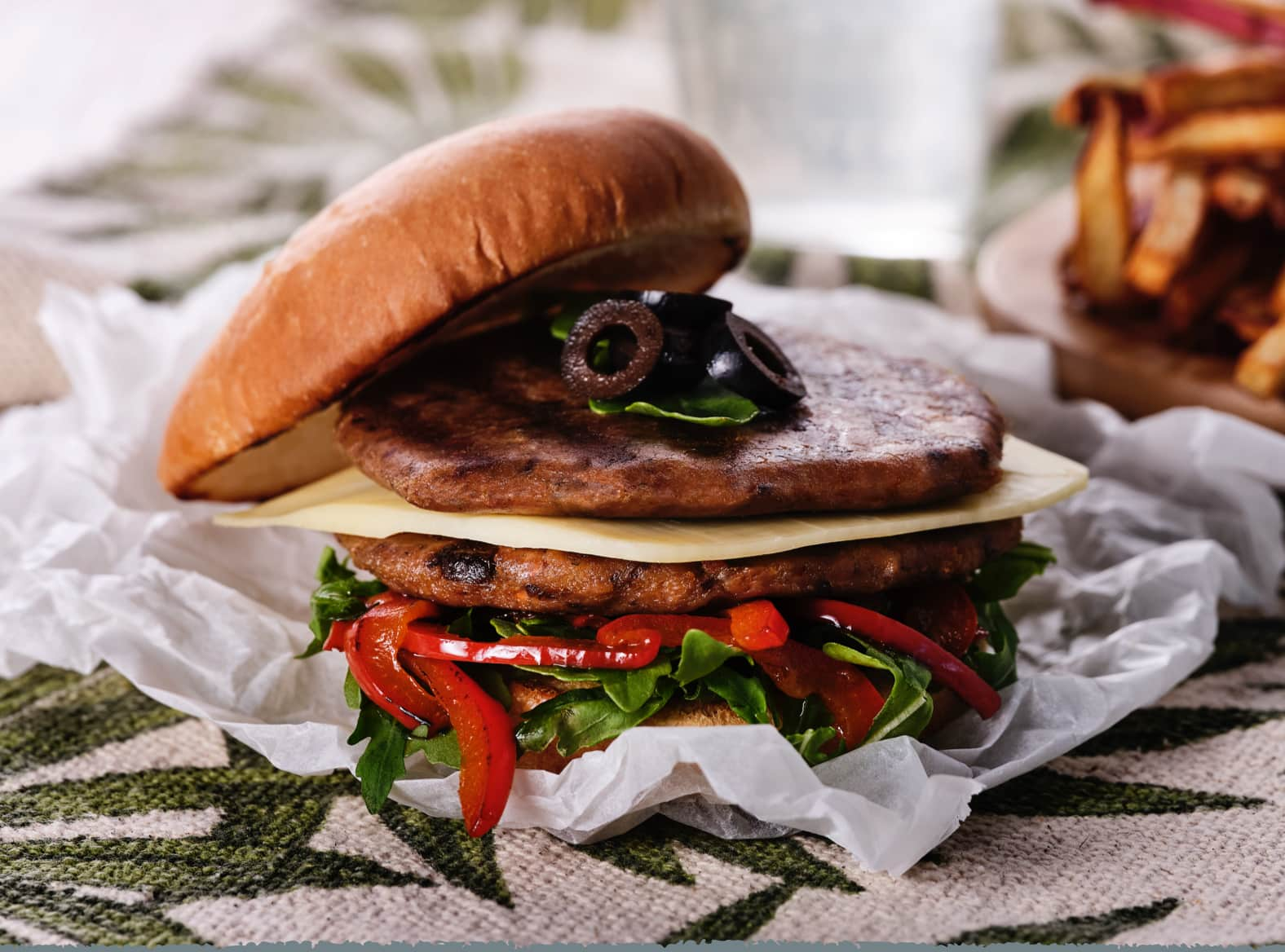 Prozis Vegan Burger