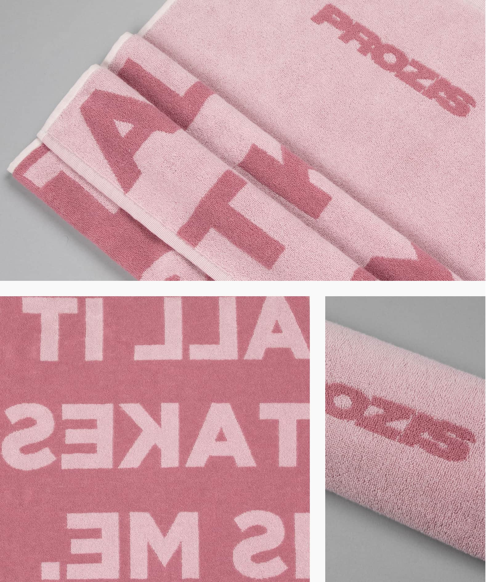 Vita-E Touch Towel