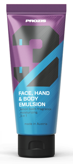 Prozis Face, Hand & Body Emulsion