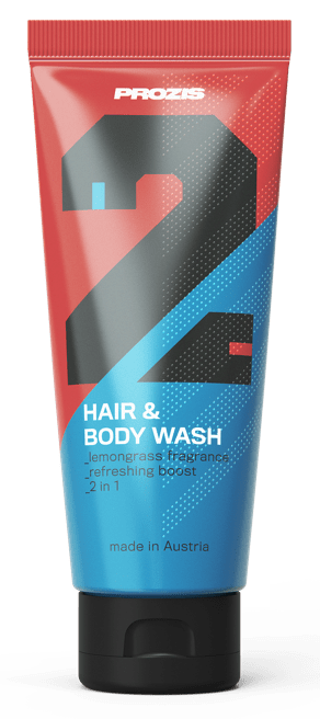 Prozis Hair & Body Wash
