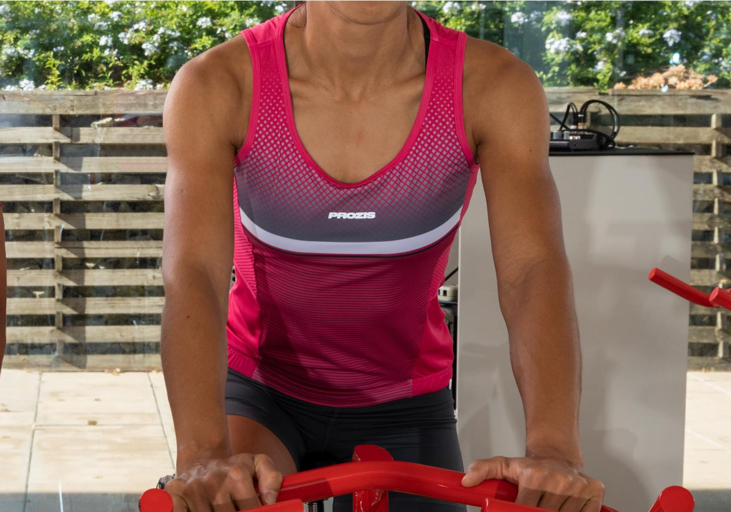 X-Cycle Spinning Singlet