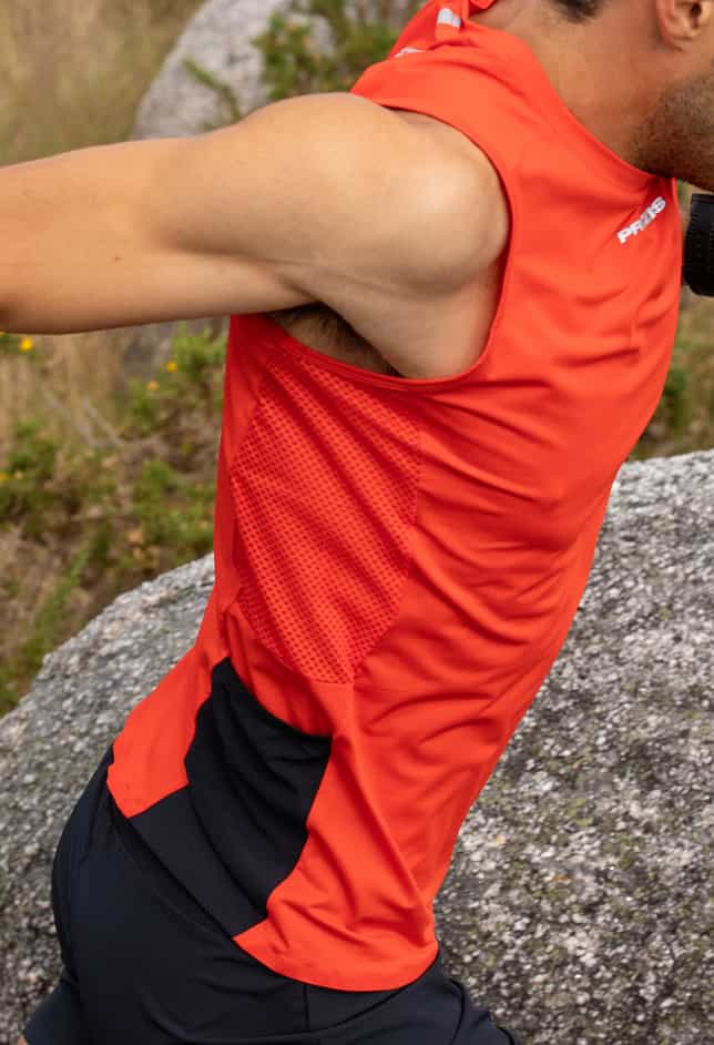 X-Motion Trail Sleeveless T-Shirt Falcon