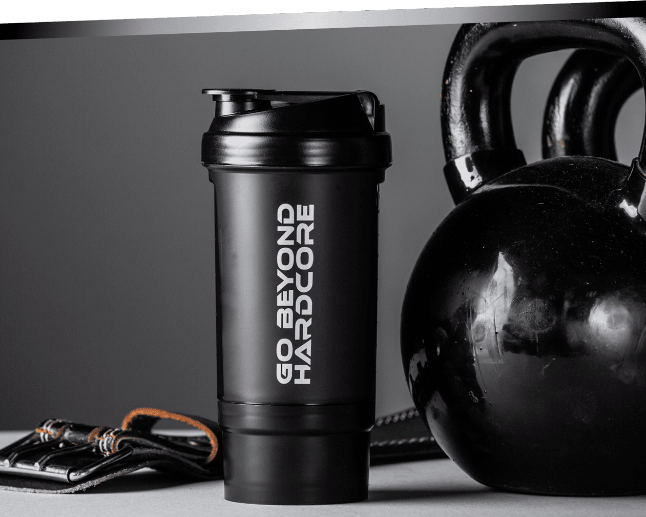 Xcore Shaker with Compartment 500 mL